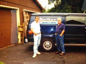 John Huether Generations of Heating and Cooling